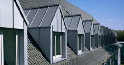 Dachdeckung Architekturdetails