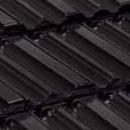 120 schwarz edelengobiert (glasiert)