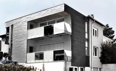 dach und fassadenverkleidung mit schiefer ronny stein dachdeckermeister. Black Bedroom Furniture Sets. Home Design Ideas