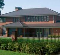 Glattziegel Dach Beispiel