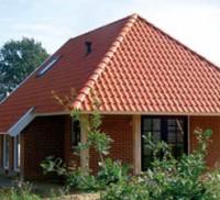 Hohlziegel Dach Beispiel