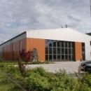 Verwaltungsgebäude mit Kingspan Dachelementen